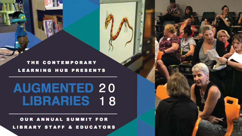 2018 Augmented Libraries Summit