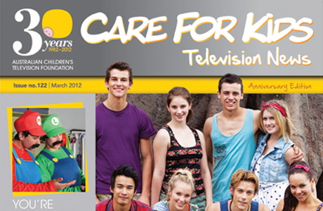 Latest Care For Kids available!