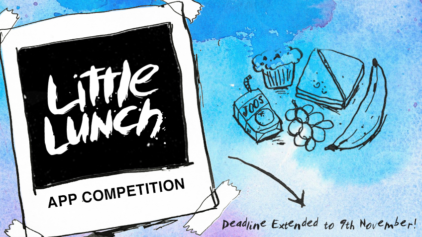 Deadline Extended for 2018 Little Lunch App Competition
