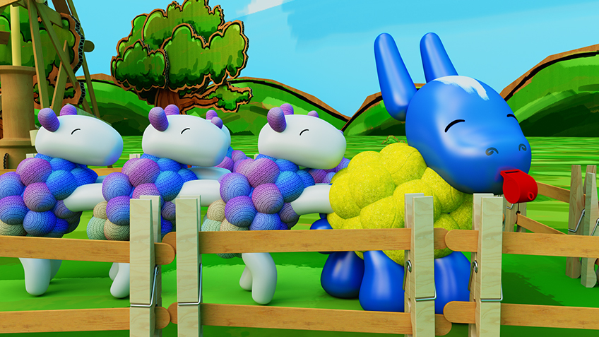 Balloon Barnyard Acquired by TG4