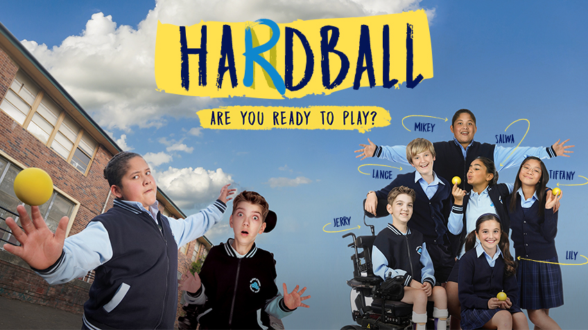 Get Ready to Play: It's Hardball Time!