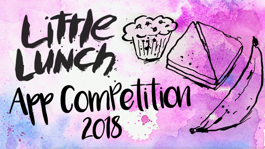 Create Digital Texts with the Little Lunch App Competition