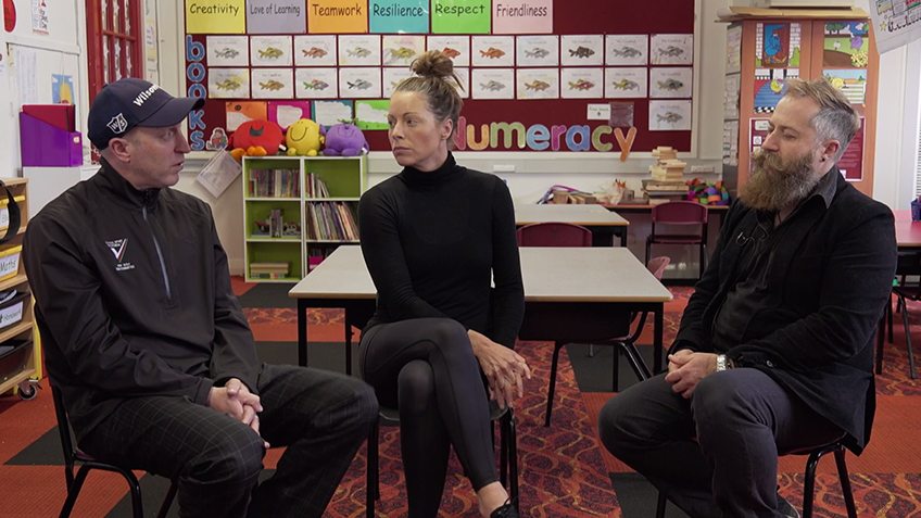 Teachers discuss the importance of quality Australian children's television