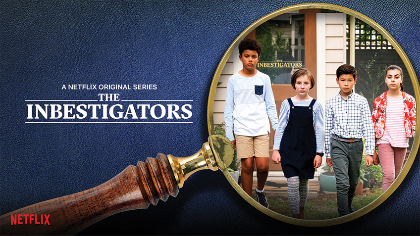 The Inbestigators Goes Global on Netflix