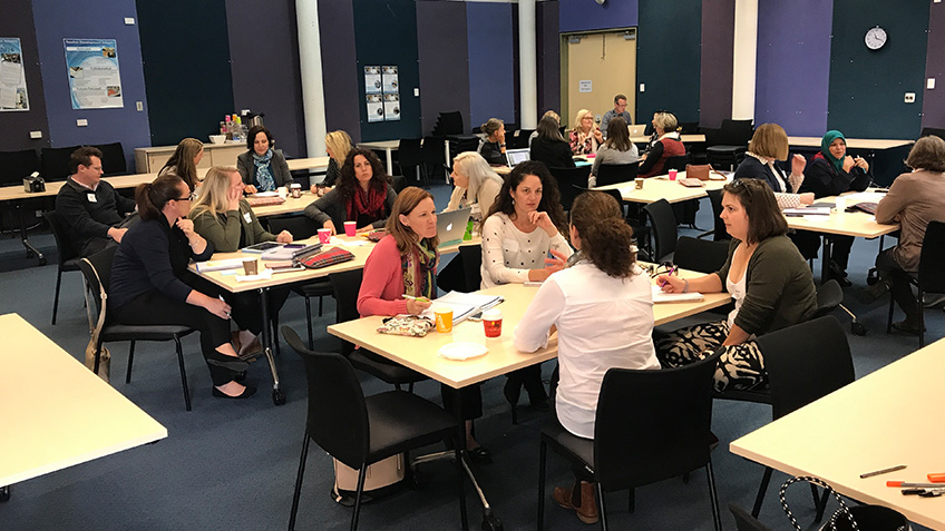 ACTF Professional Learning: Supporting WA Teachers