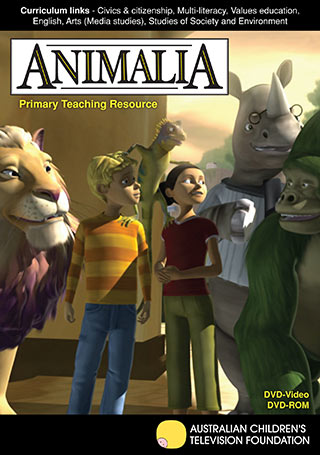 Animalia: Primary Teaching Resource - DVD