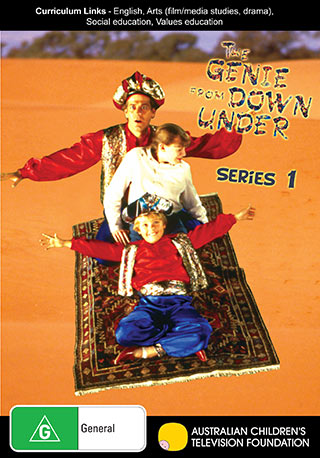 Genie from Down Under, The - Series 1 - Digital Download