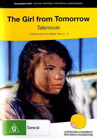 The Girl From Tomorrow (Telemovie Version) - DVD
