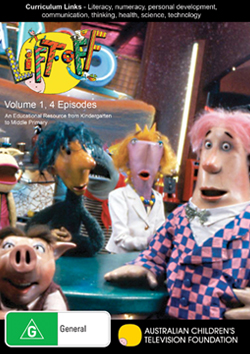 Lift Off! - Series 1, Volume 1 - DVD