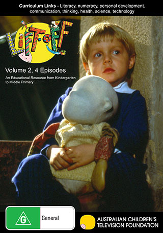 Lift Off! - Series 1, Volume 2 - DVD