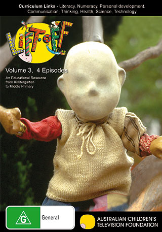 Lift Off! - Series 1, Volume 3 - DVD