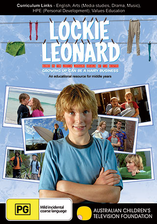 Lockie Leonard - Series 1 - DVD