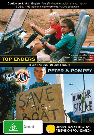 Touch The Sun - Top Enders & Peter and Pompey - DVD