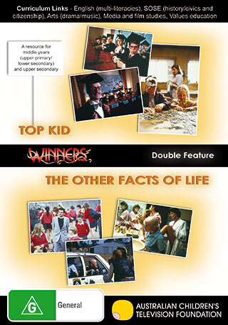 Winners and More Winners - Top Kid & The Other Facts of Life - DVD