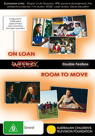 Winners and More Winners - Room to Move & On Loan - DVD