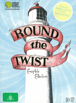Round the Twist - Completely Twisted Collection - DVD