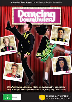 Dancing Down Under - DVD