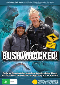 Bushwhacked! - Series 1 - DVD