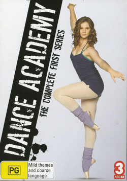 Dance Academy - Series 1 - DVD