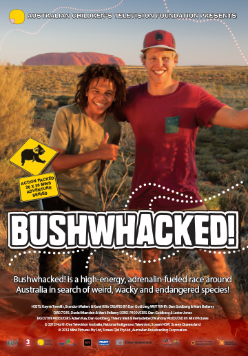 Bushwhacked! - Series 2 - Digital Download (SD)