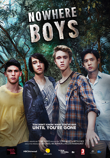 Nowhere Boys - Series 1 - Digital Download (HD)