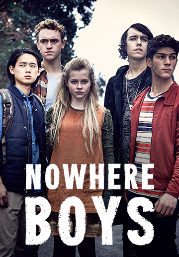 Nowhere Boys: The Book of Shadows - Digital Download (SD)