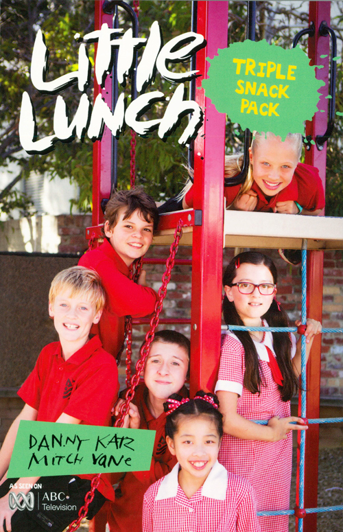 Little Lunch: Triple Snack Pack Novel