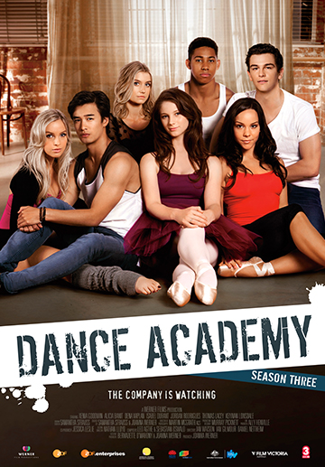 Dance Academy - Series 3 - Digital Download (SD)
