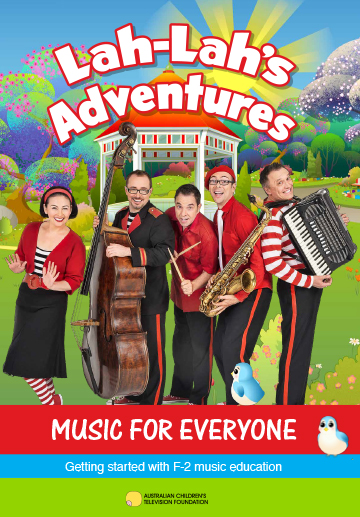 Lah-Lah's Adventures: Music For Everyone