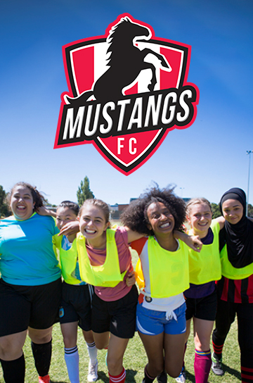 Mustangs FC - Series 1 - Digital Download