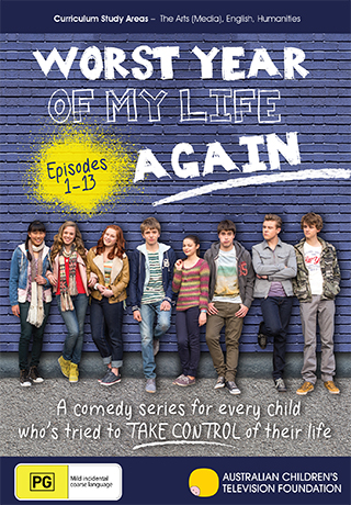 Worst Year of My Life, Again! - DVD