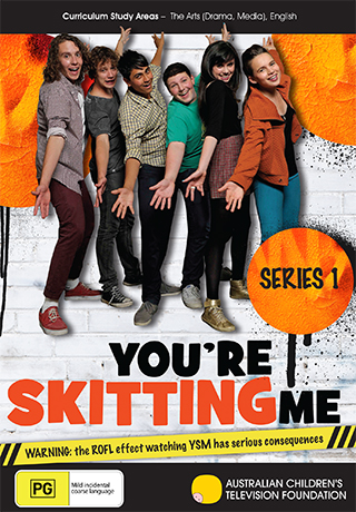 You're Skitting Me - Series 1 - DVD