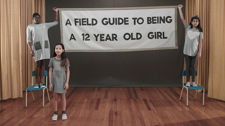 Actf Education Content A Field Guide To Being A 12 Year Old Girl