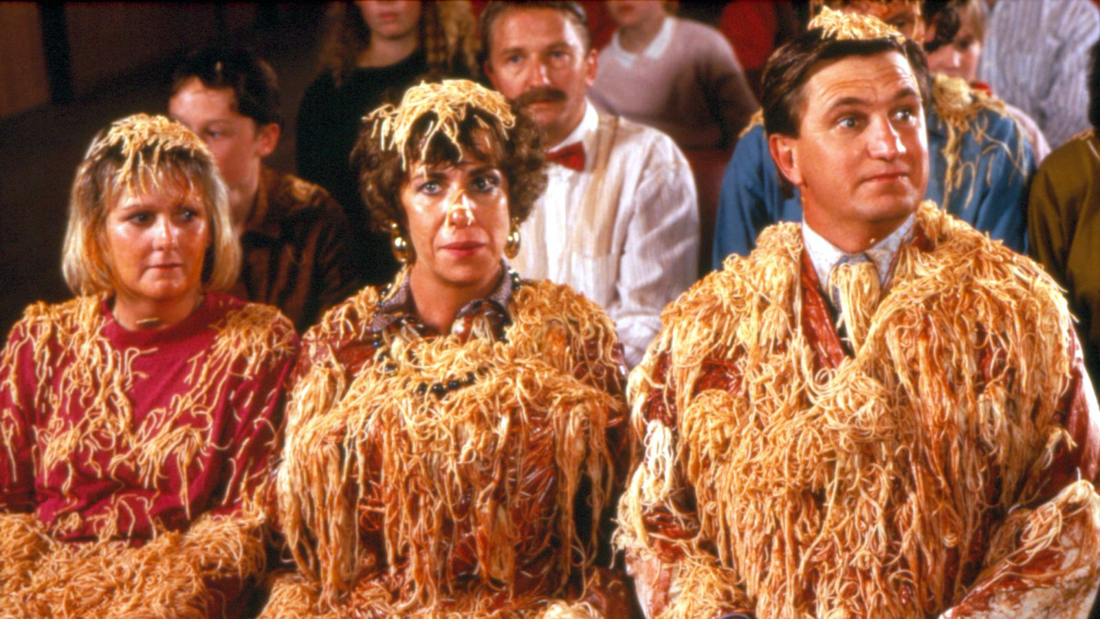 Round The Twist - Spaghetti Pig Out | ACTF Education