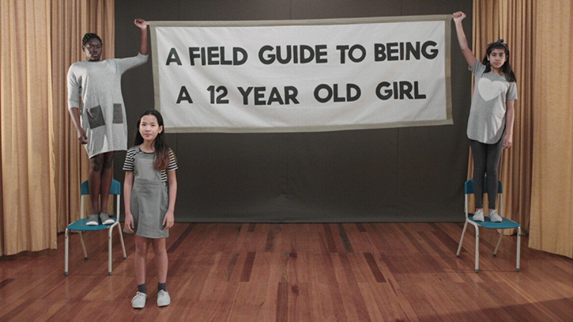 A Field Guide to Being a 12-Year Old Girl