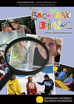 Backyard Science 1: Primary Teaching Resource
