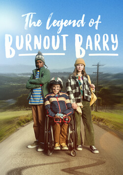 The Legend of Burnout Barry - Digital Download
