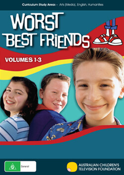 Worst Best Friends - DVD