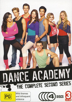Dance Academy - Series 2 - DVD
