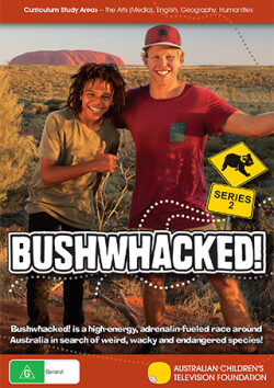 Bushwhacked! - Series 2 (DVD)
