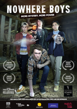 Nowhere Boys - Series 2 - Digital Download
