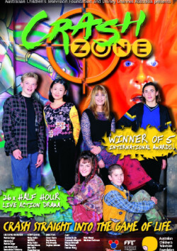 Crash Zone - Series 1 - Digital Download