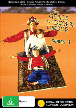 Genie From Down Under, The - Series 1 - Digital Download (SD)