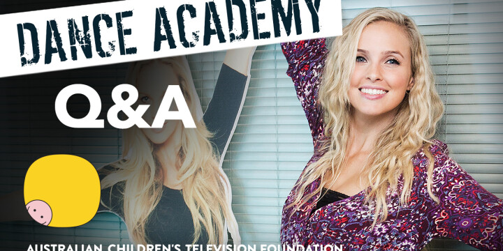 Dance Academy Cast and Producer Q&A Webinar