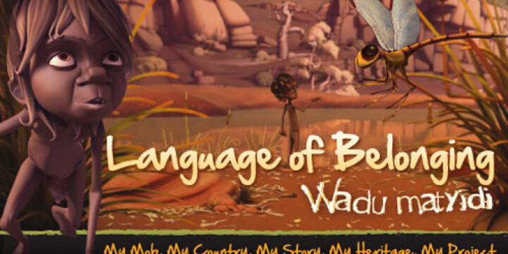 Language of Belonging - Wadu Matyidi