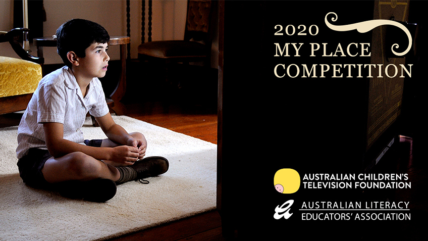 Bite-size Teacher Webinar: 2020 My Place Competition
