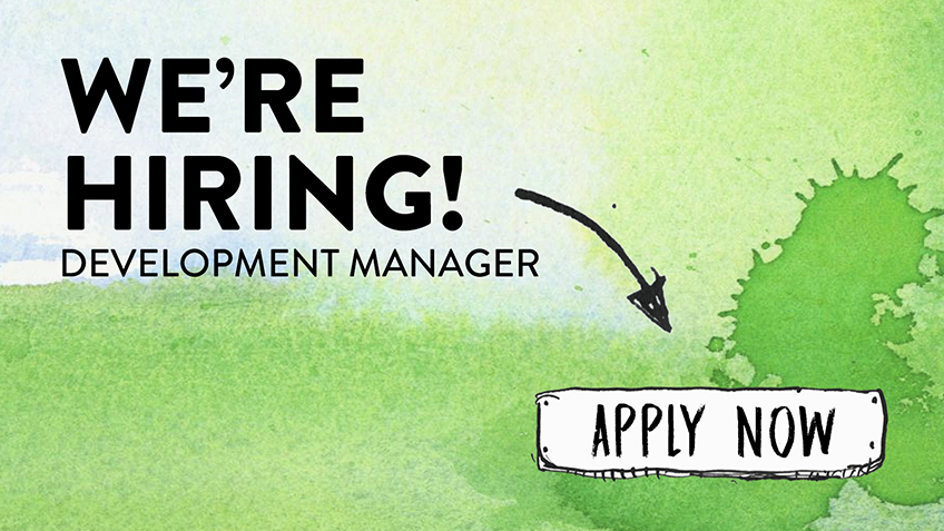 ACTF Employment Opportunity: Development Manager