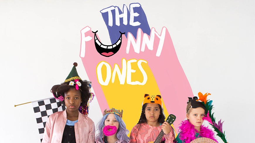 New Release: The Funny Ones Teaching Toolkit